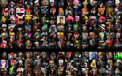 Rixx Javix's Twitter Hat Collection Vol 1 Wallpaper
