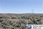 California, Lassen County,  36 Acres Ravendale Ranch, Electricity. TERMS $310/Month