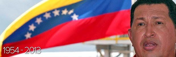 Morre o líder venezuelano Hugo Chávez (Morre o líder venezuelano Hugo Chávez (Morre o líder venezuelano Hugo Chávez (AFP/Betrand Parres/Presidência da Venezuela)))