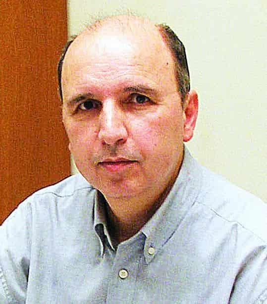 Ο καθηγητής Γιάννης Χριστιανίδης