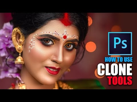 Quick Tips to the use of Clone Tool in Photoshop hindi tutorial