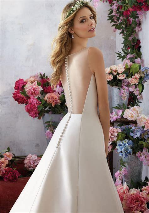 Melody Wedding Dress   Style 6858   Morilee