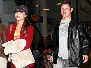 Caught in the Act!   Nick Lachey
