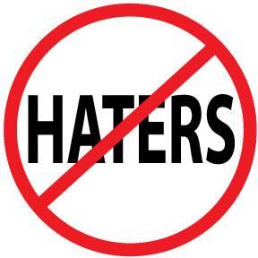 hidup tanpa sakit hati, hidup tanpa haters, cara hadapi haters,