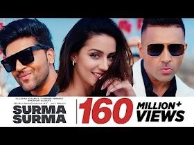 SURMA SURMA Song: Guru Randhawa Feat. Jay Sean   Larissa Bonesi, Vee, DirectorGifty   Bhushan Kumar