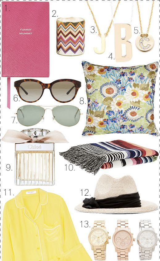 LE FASHION BLOG MOTHERS DAY GIFT GUIDE 20 TOP PICKS See by Chloe Brushed and Patent Wedge Sandals NARS Forever Yours Eye Lip Illuminator BEAUTY Set Isabel Marant Jepson Smoothie Chic Scarf JCrew Classic wide bangle JCrew Classic medium bangle  JCrew Wild side wide bangle River Island Hard Leather Tote