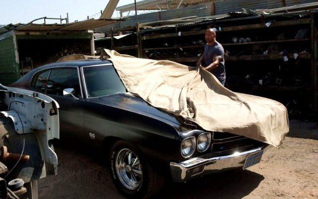السيارة التي يعشقها ذا روك