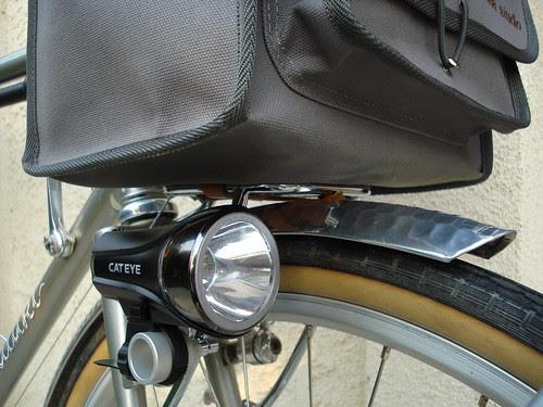 Mounted on my Saluki rack