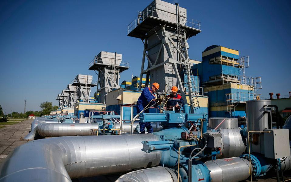 H Ελλάδα στη γεωστρατηγική σκακιέρα του φυσικού αερίου