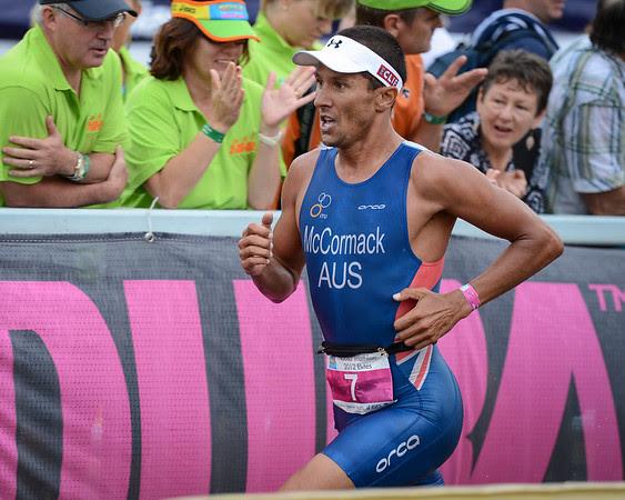 Two times Hawaii Ironman World Champion Chris McCormack (
