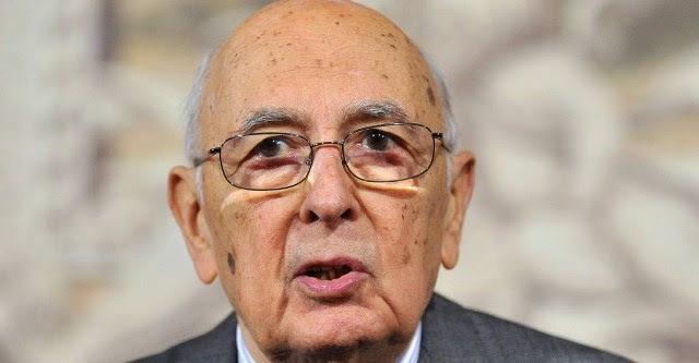 Ex-comunista Giorgio Napolitano