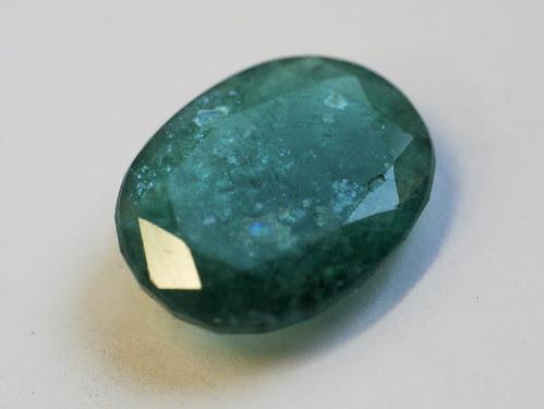 Roughish Emerald 1