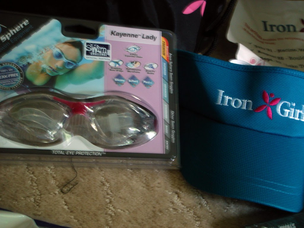 Iron Girl Gift Bag