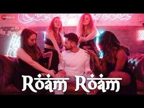 मेरे रोम रोम में है रोग रोग / Roam Roam Lyrics In Hindi & English | Hamza Faruqui | Flavia