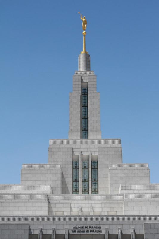 Draper Temple by replicate then deviate