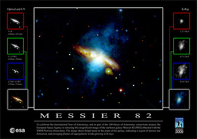 Messier_82_poster