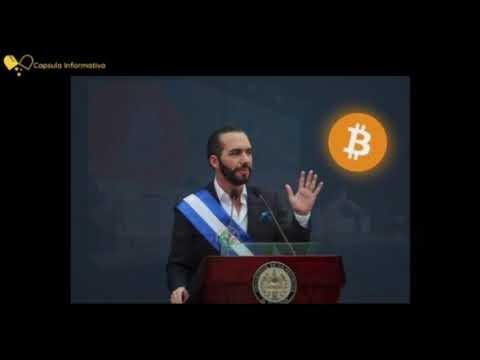 Capsula Informativa #11: Bitcoin: Moneda de Curso Legal en El Salvador