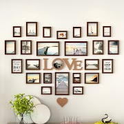 Ideas For Bedroom Picture Frame Wall Decor pictures