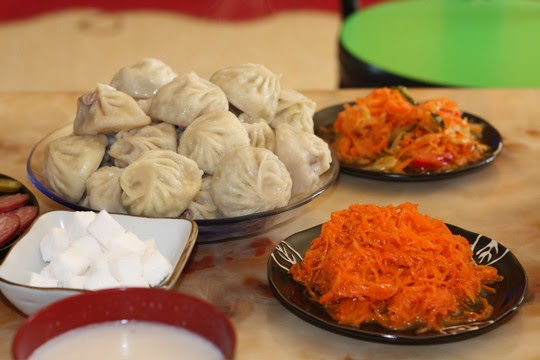 how to make mongolian dumplings The name suutei tsai in mongolian means milk tea  (mongolian fried biscuit) or with dumplings in addition, suutei tsai is available in instant packet form.