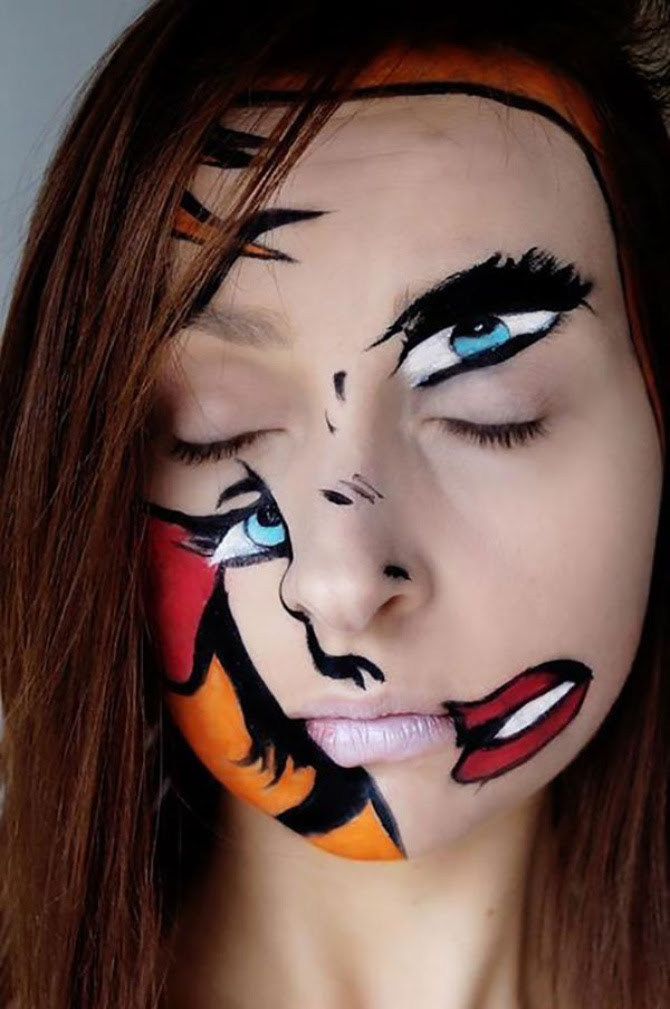 20 Cute Halloween Makeup Ideas Feed Inspiration