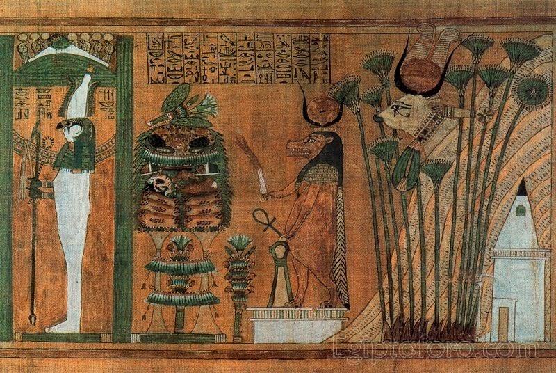 FALTA DO QUE FAZER: Download - Papiro de Ani (Livro dos