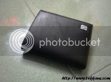 Larrie Leather Wallet,Genuine Leather Wallet,Men Wallet