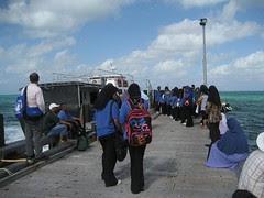 West island ferry line