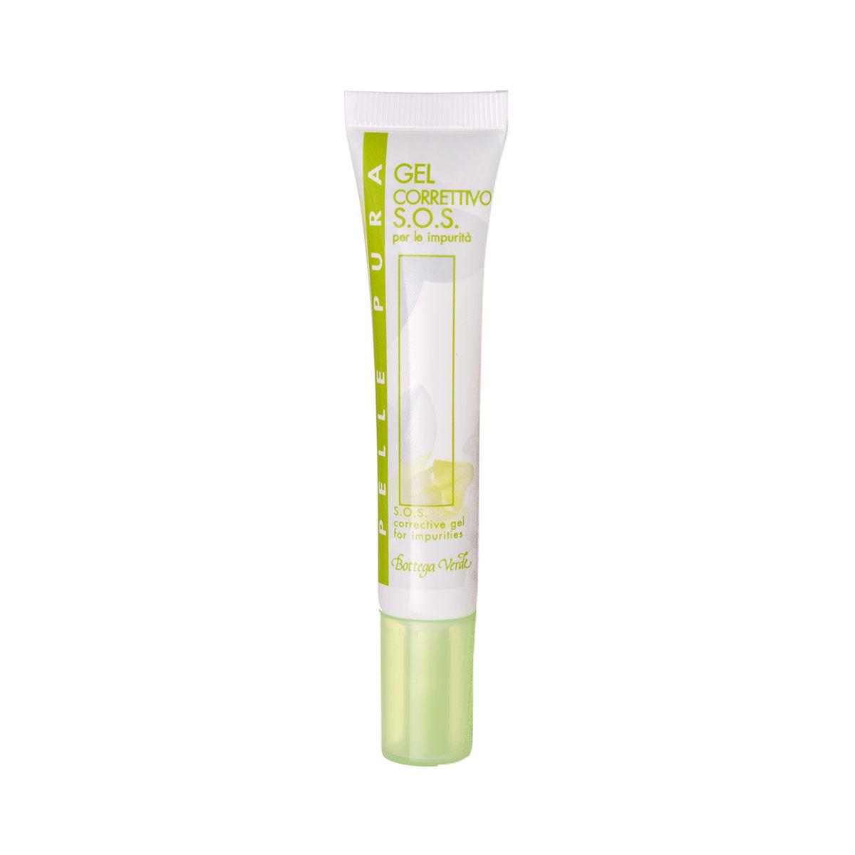 Pelle Pura - Gel correttivo S.O.S. per le impurità (15ml)