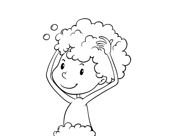 washing the hair_2