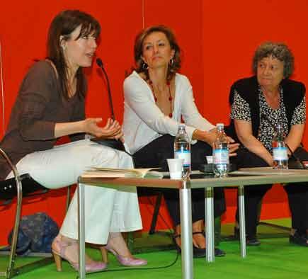 Alessandra, Chiara e Margherita fotografate dal druido