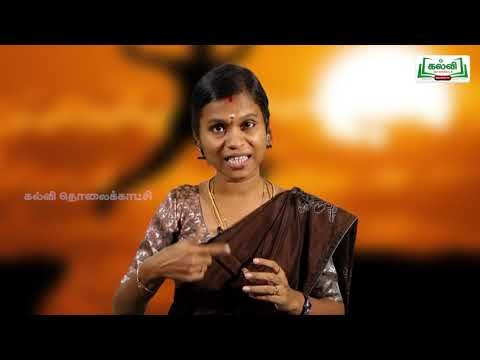 10th Tamil கல்வி புதிய நம்பிக்கை இயல் 5 பகுதி 1 TM Kalvi TV