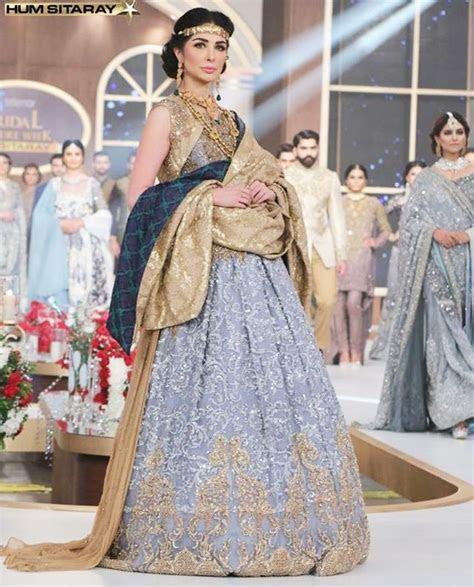 HSY New Bridal Collection 2017 Wedding Lehenga and Maxi
