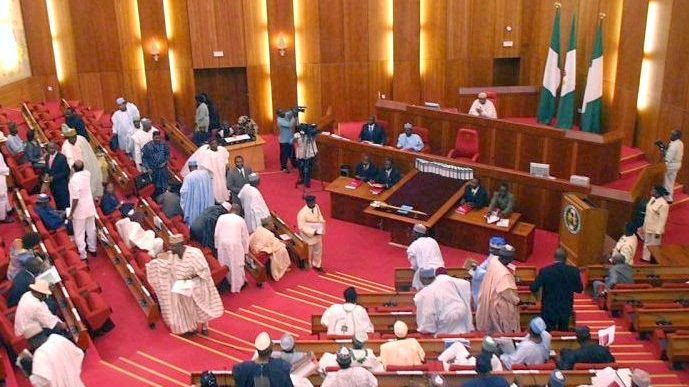 SENATE HAITS PORT HARCOURT REFINERY CONCESSION TO AGIP