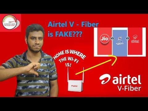 Huawei HG633 modem Review ||Airtel V-Fiber || STT - Space Tech Tamil