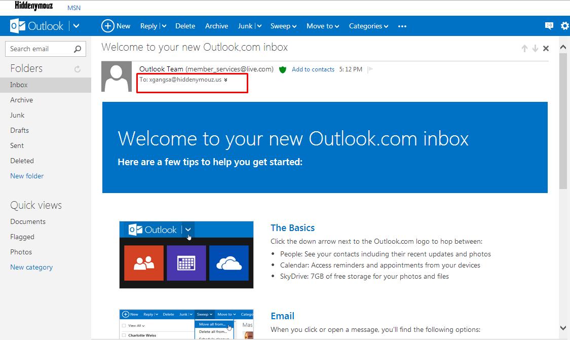 Gratis Email hiddenymouz Berbeda Dengan Lainnya