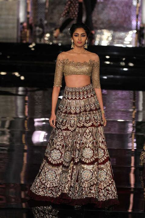 7 Modern Lehenga Designs for Wedding   Indian Fashion Mantra