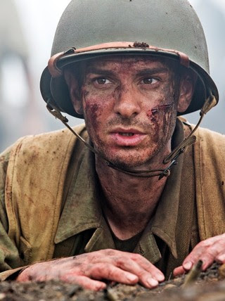 Andrew Garfield em Até o Último Homem (Foto: Divulgação/ IMDB)