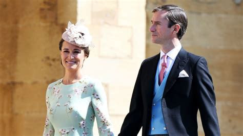 Prince Harry Meghan Markle Royal Wedding Guests Pippa
