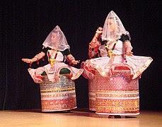 Manipuri - Dança Clássica Indiana