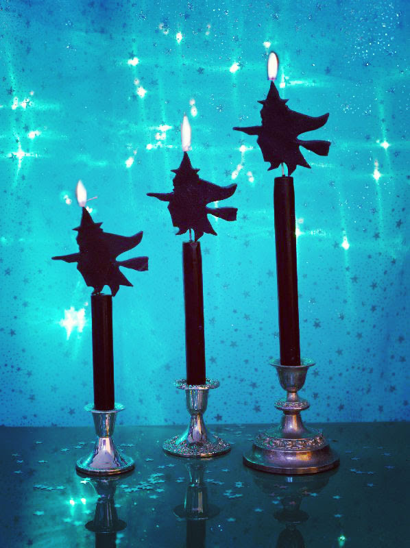 Make Im Melting Wicked Witch Of The West Halloween Candles Sewyeah