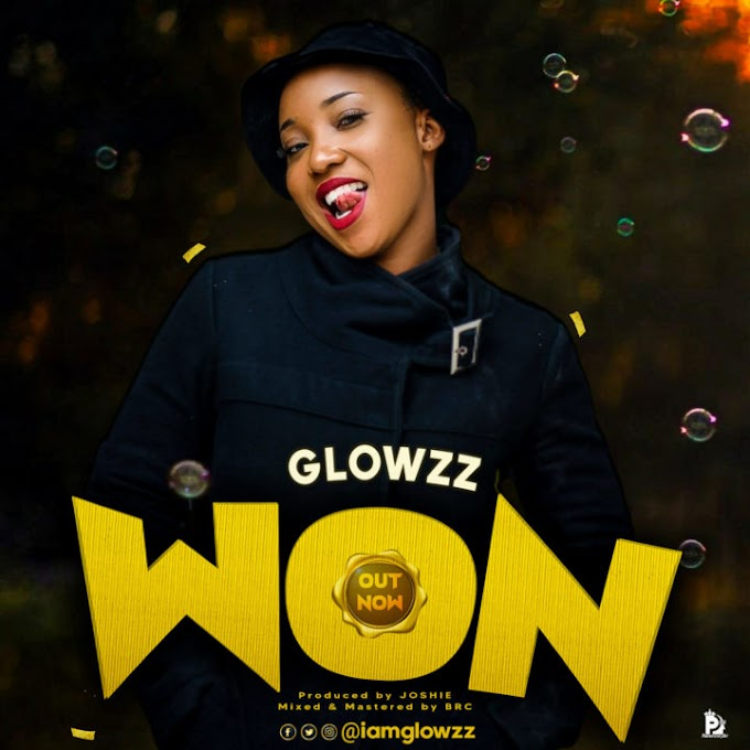 """Glowzz Drops The Brand New Single, """"Won"""" Off Her Forthcoming EP, """"Saved"""""""