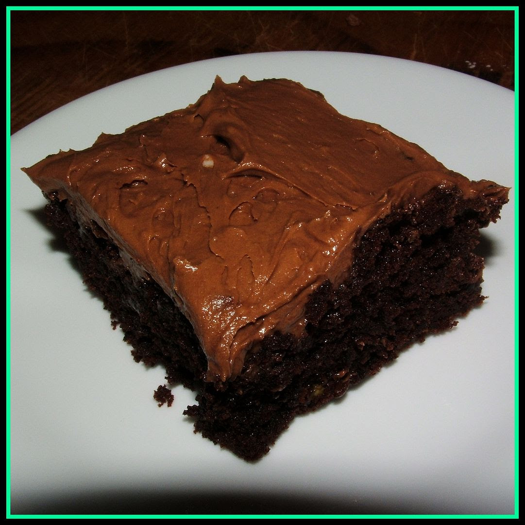 Mint Kissed Cocoa Brownies by Angie Ouellette-Tower for godsgrowinggarden.com photo 005_zps95ab230e.jpg