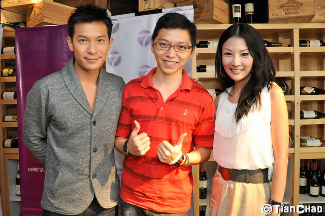 Justice In The City 庭外和解 NTV7 Legal TV Series Shaun Chen Chris Tong