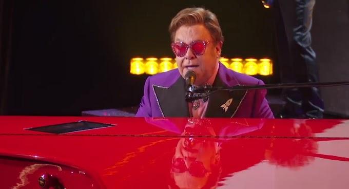 Elton John publicará sus conciertos más legendarios de su carrera