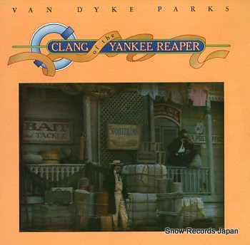 PARKS, VAN DYKE clang of the yankee reaper
