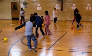 Physical Education resources and games for teachers and educators.