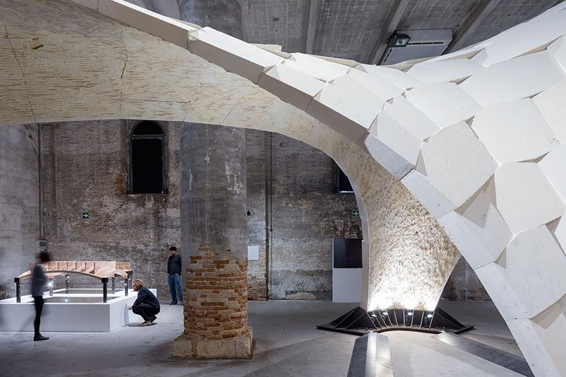 venice architecture biennale beyond bending