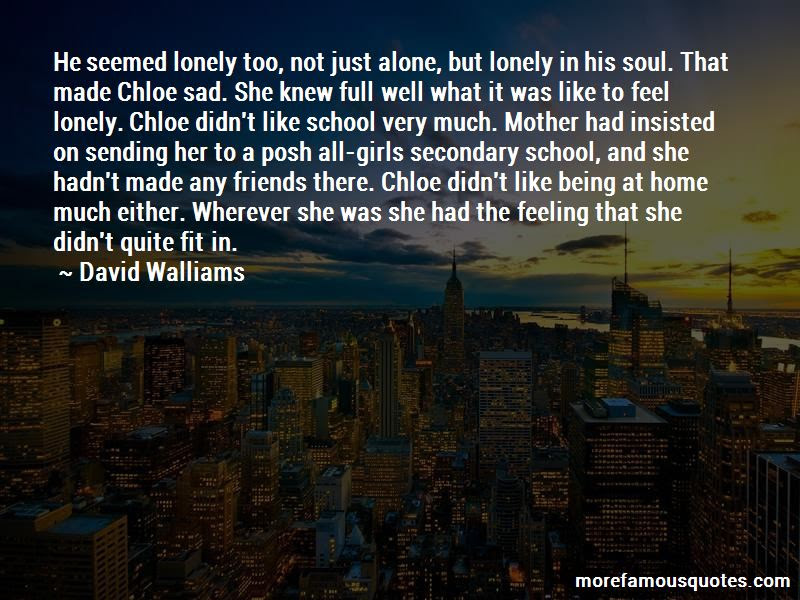 Quotes About Feeling Alone And Sad: top 5 Feeling Alone ...