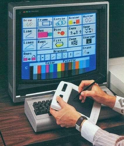 KoalaPad Commodore 64