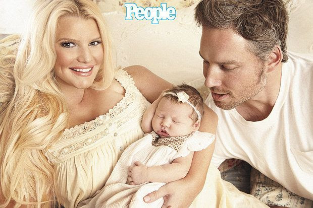 People - June 11, 2012, Jessica Simpson